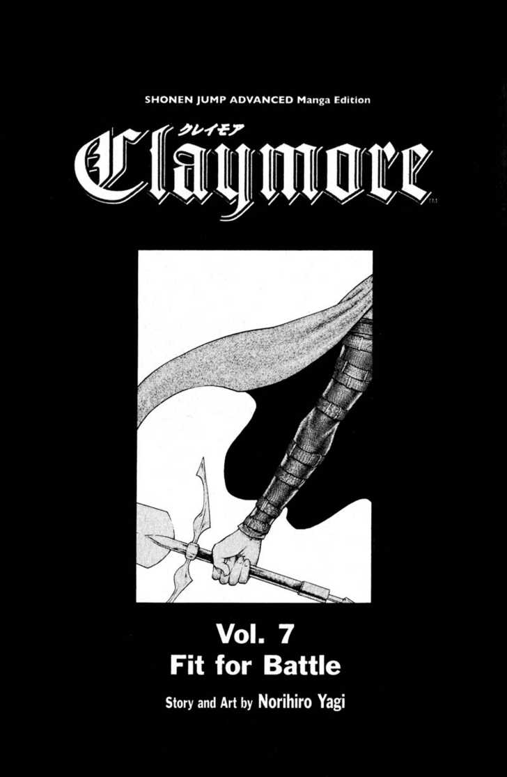 Claymore 34 Page 3