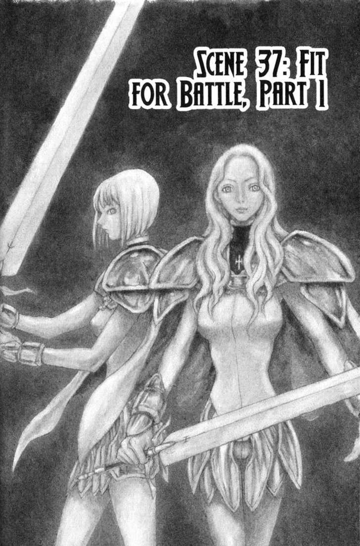 Claymore 37 Page 1