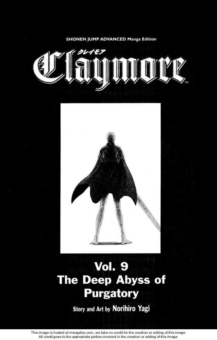 Claymore 46 Page 3