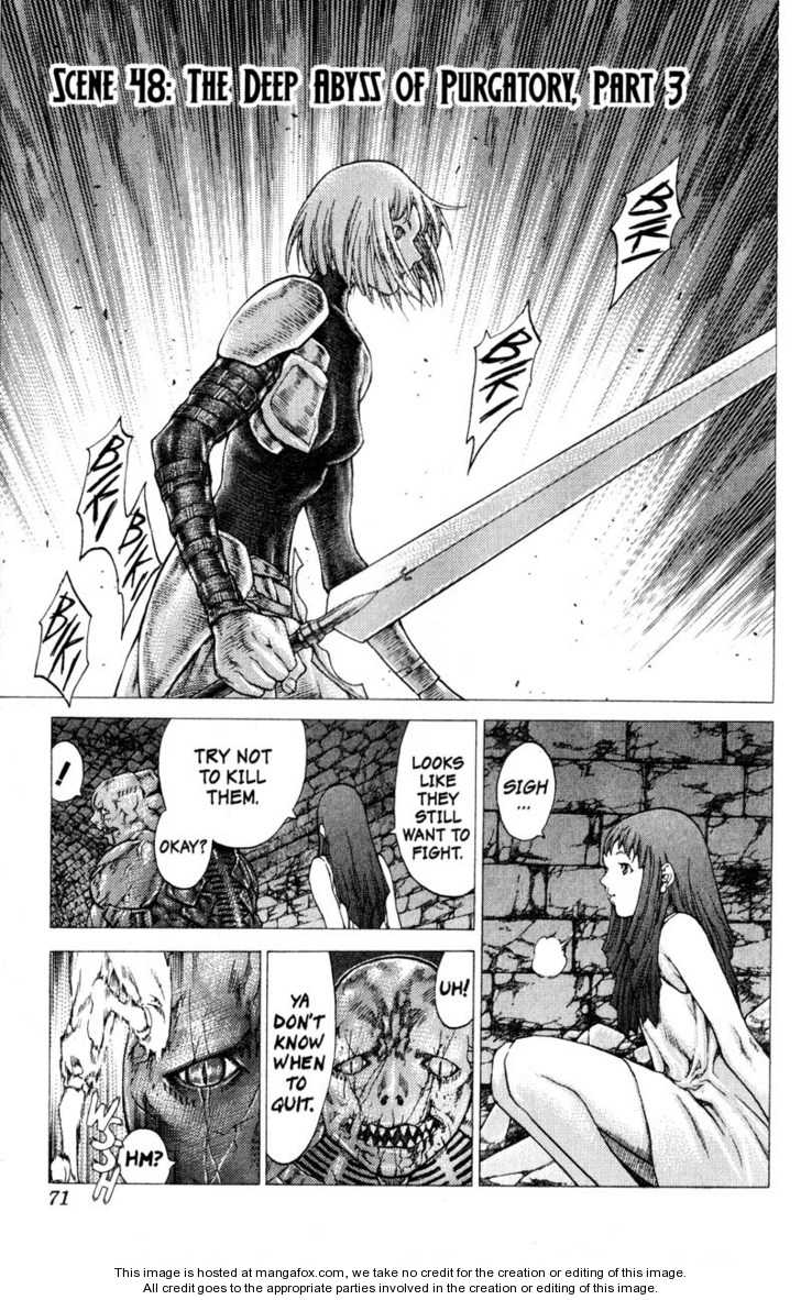 Claymore 48 Page 1