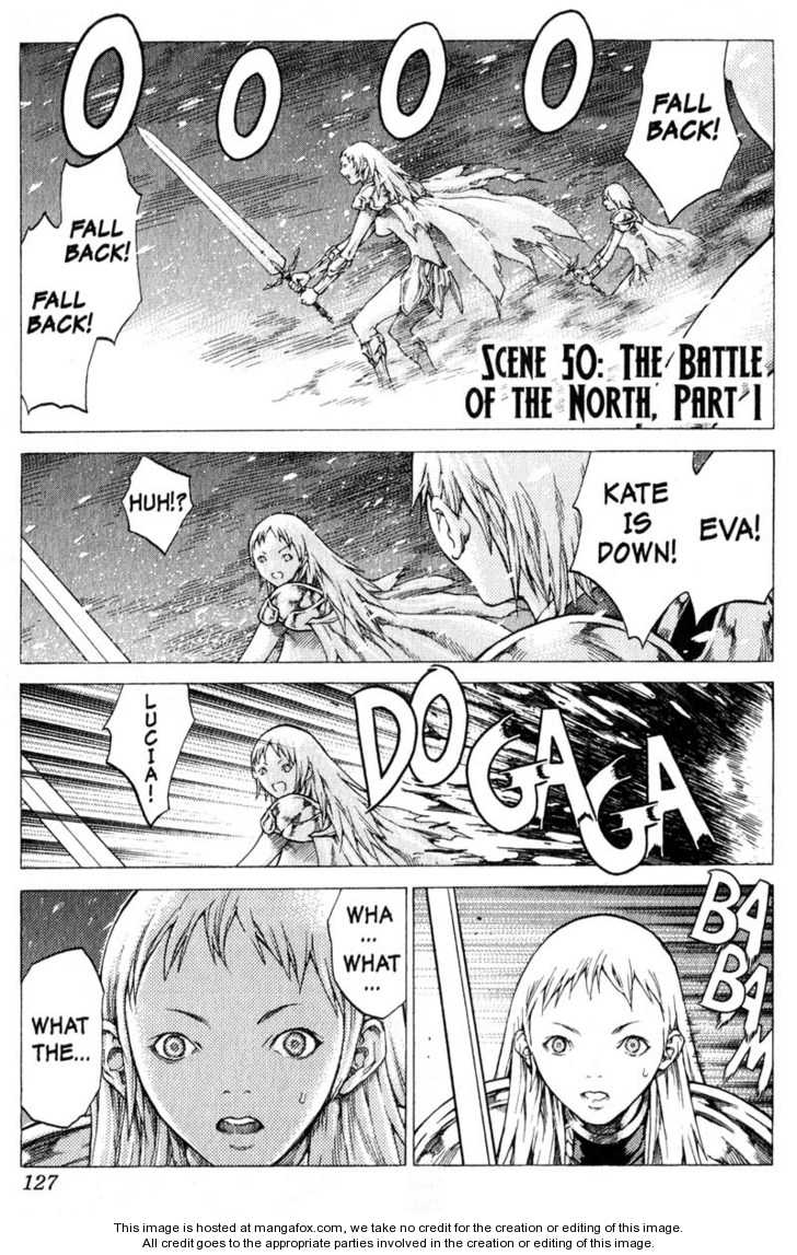 Claymore 50 Page 1