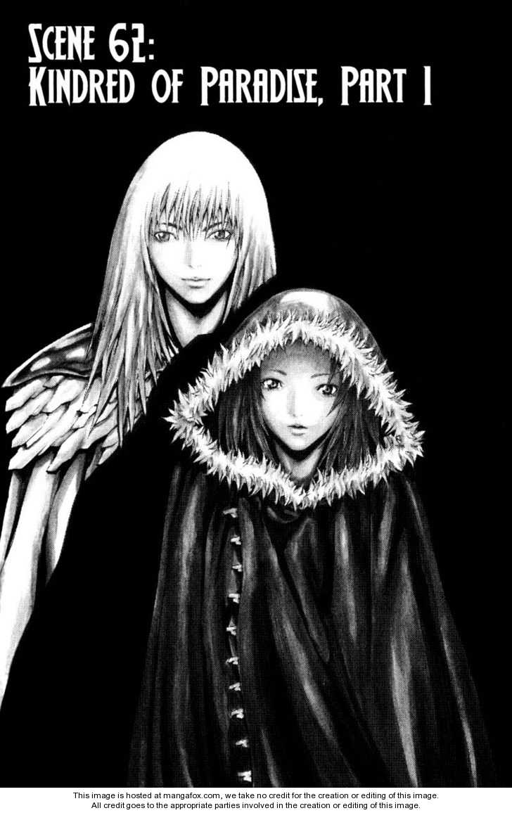 Claymore 62 Page 1