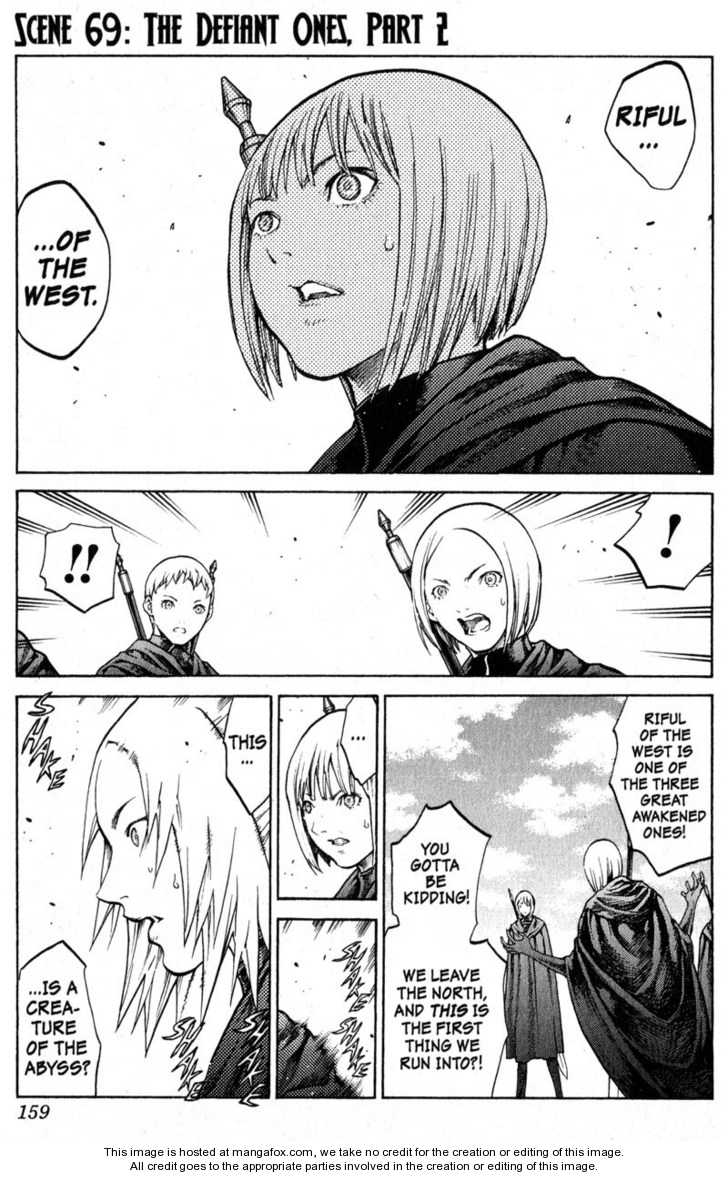 Claymore 69 Page 1