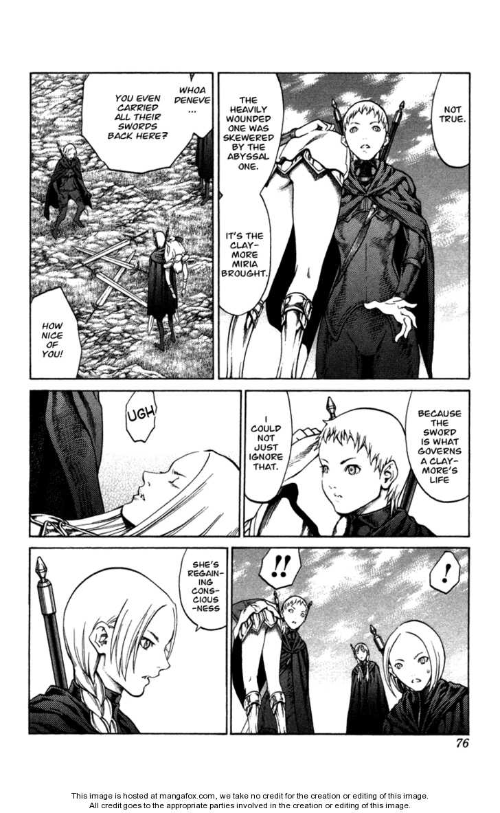 Claymore 72 Page 5