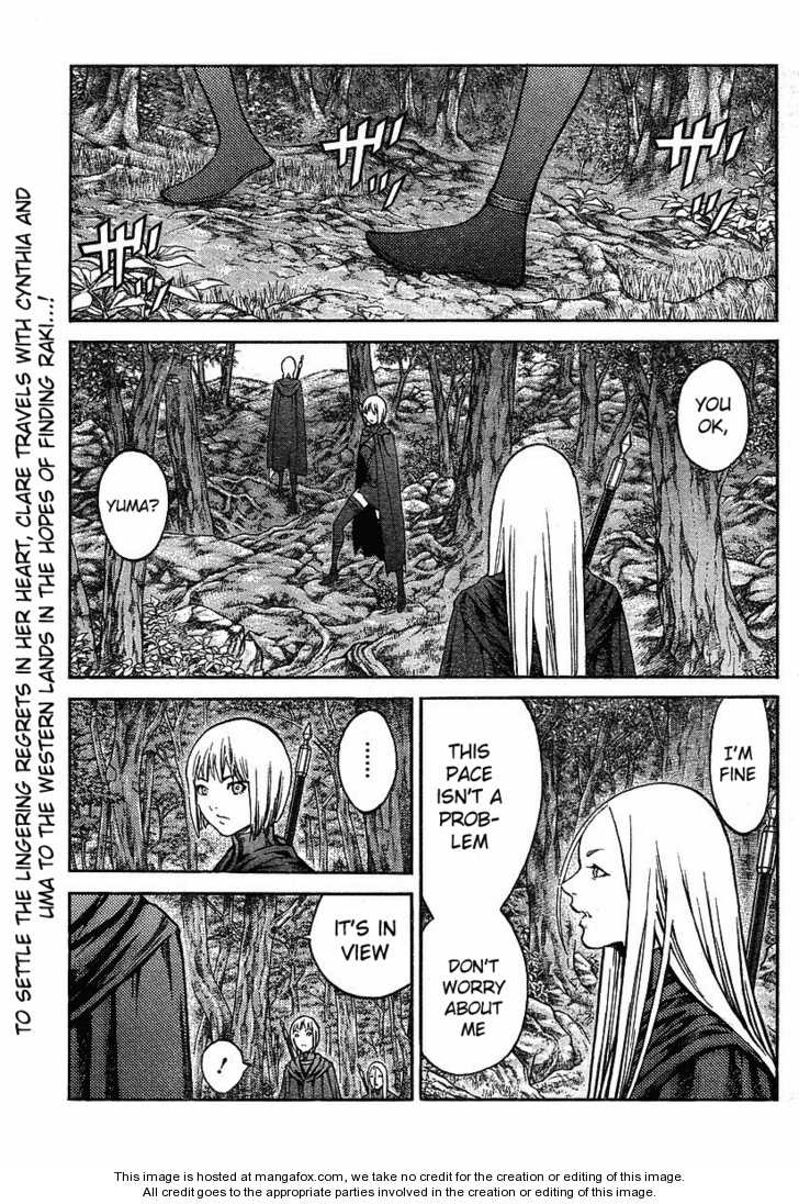 Claymore 83 Page 1