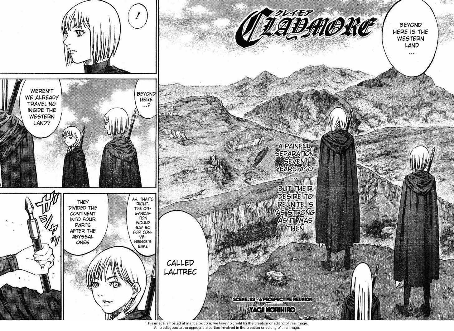 Claymore 83 Page 2