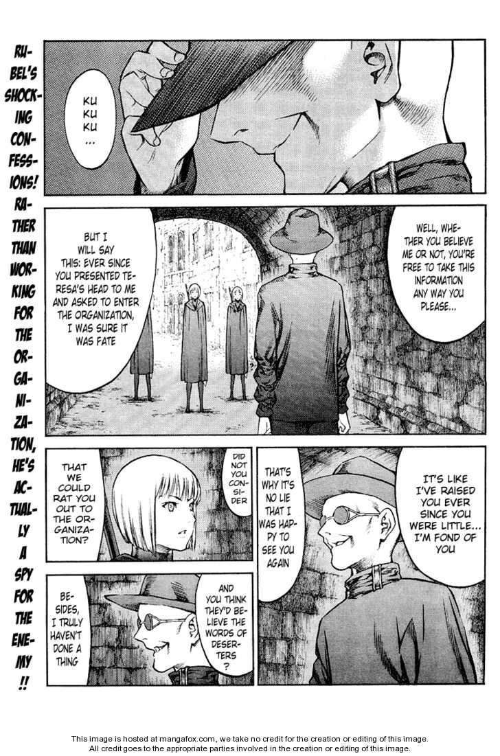 Claymore 85 Page 1
