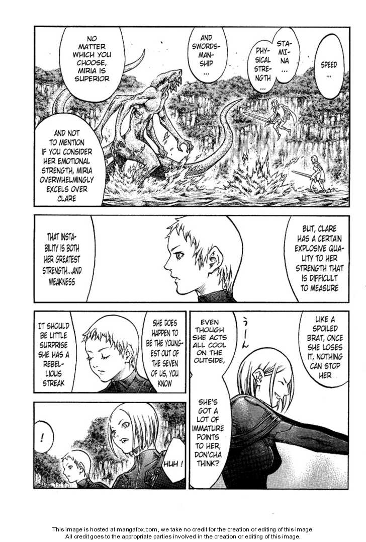 Claymore 85 Page 9