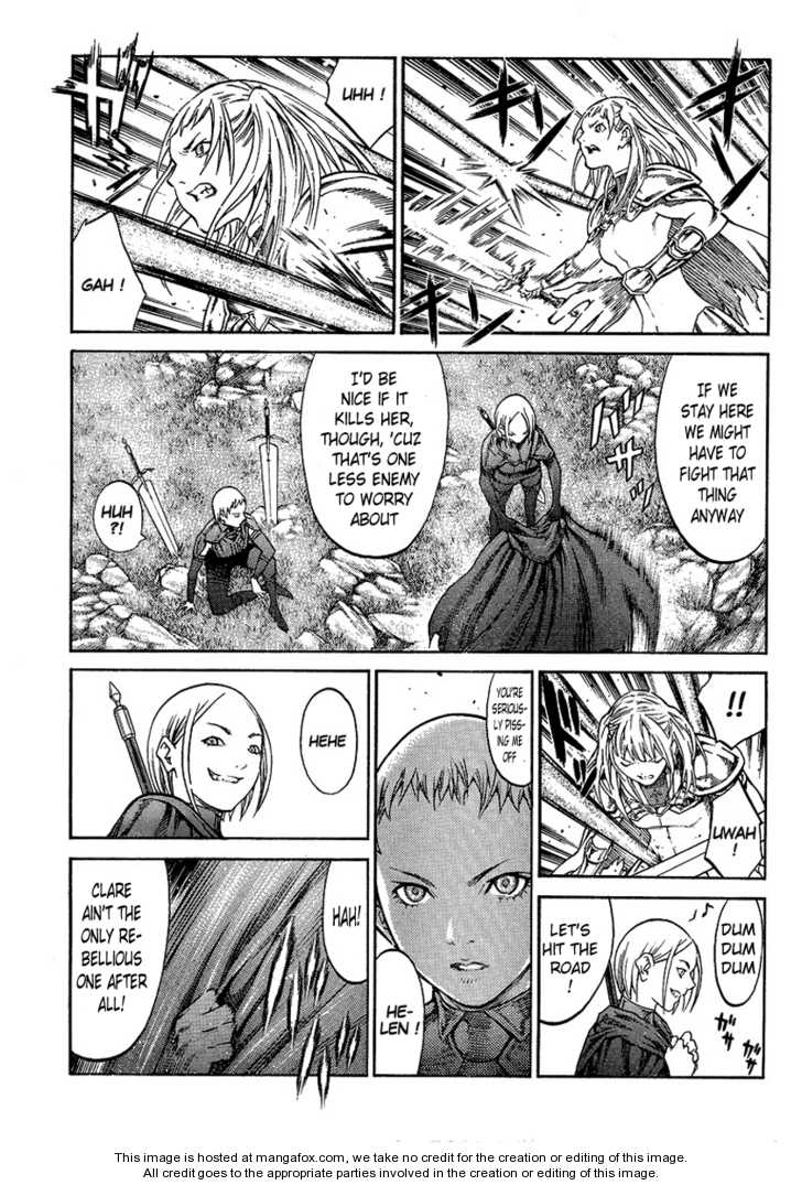 Claymore 85 Page 13