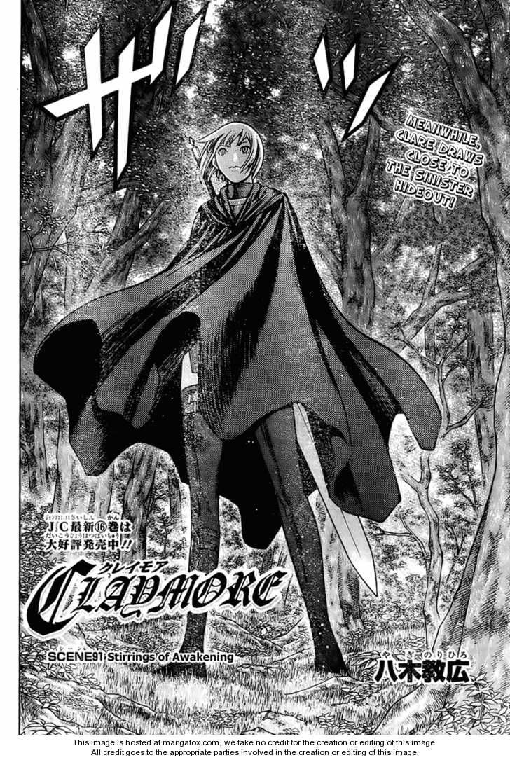Claymore 91 Page 2