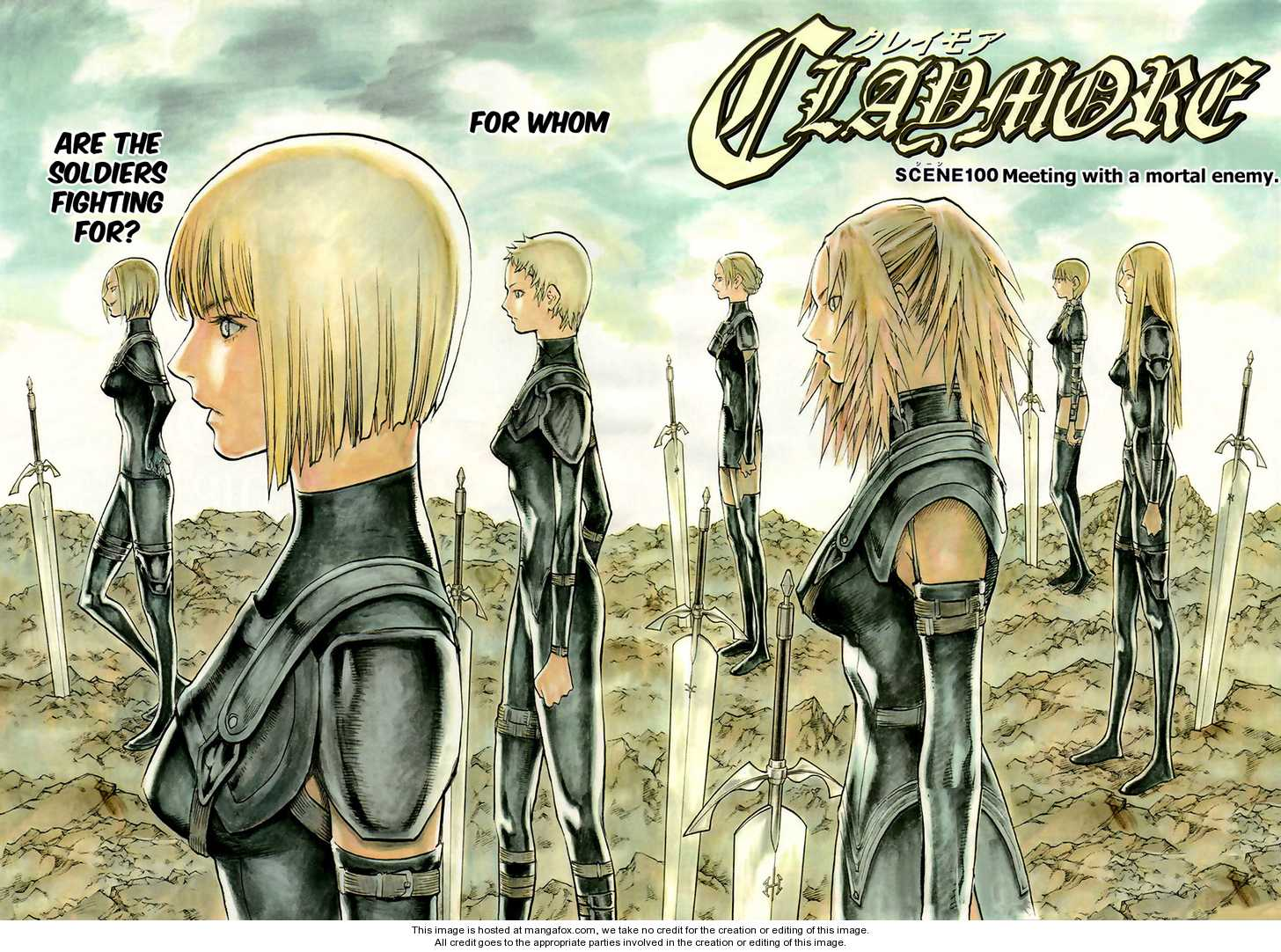 Claymore 100 Page 2