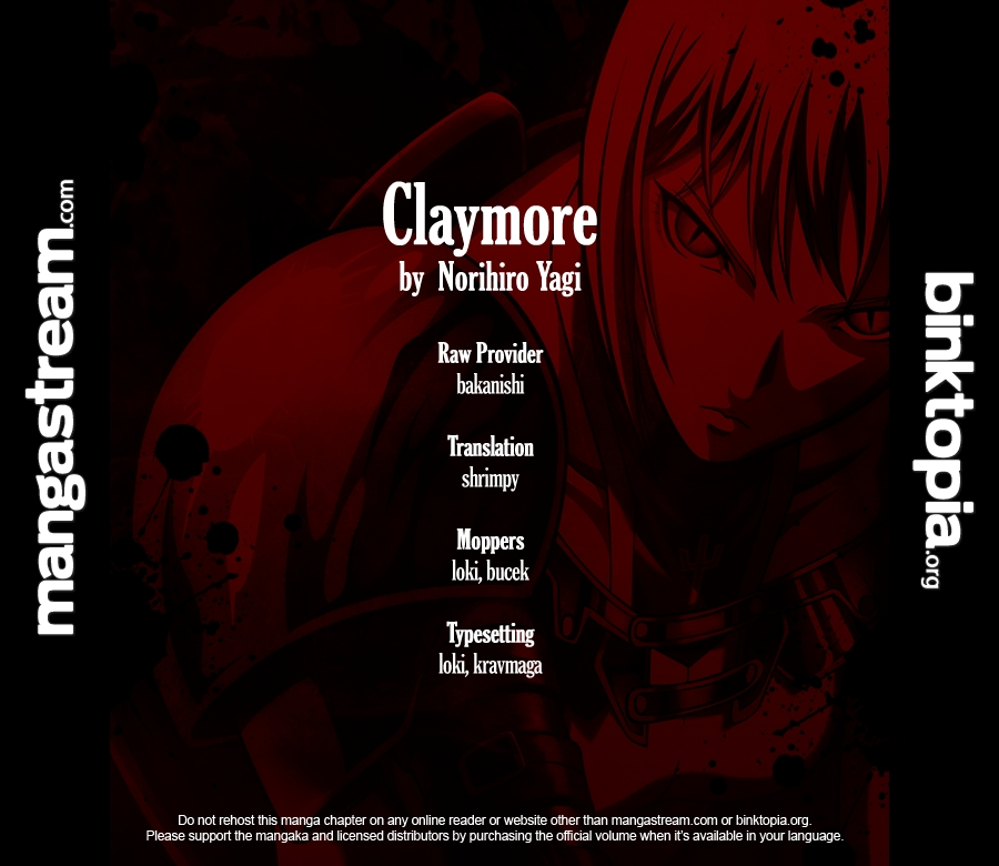 Claymore 104 Page 1