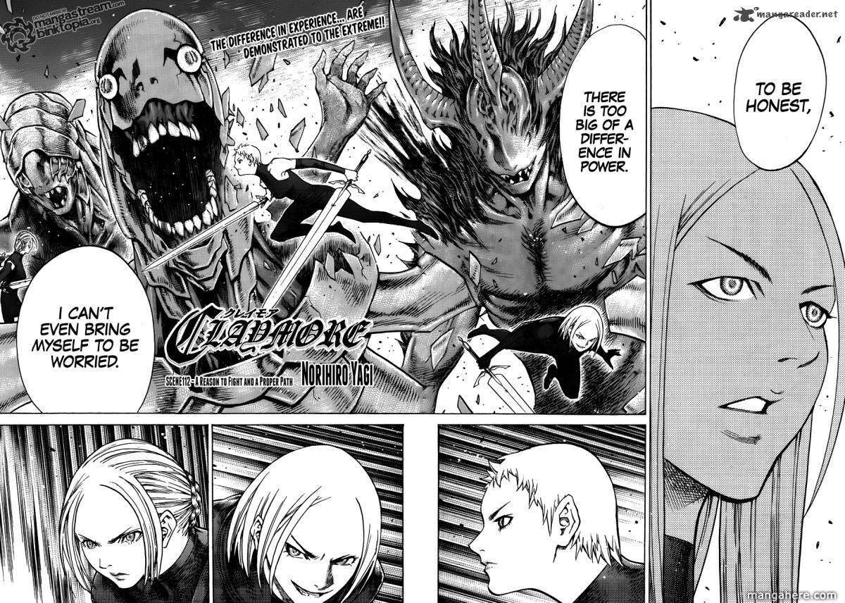 Claymore 112 Page 2