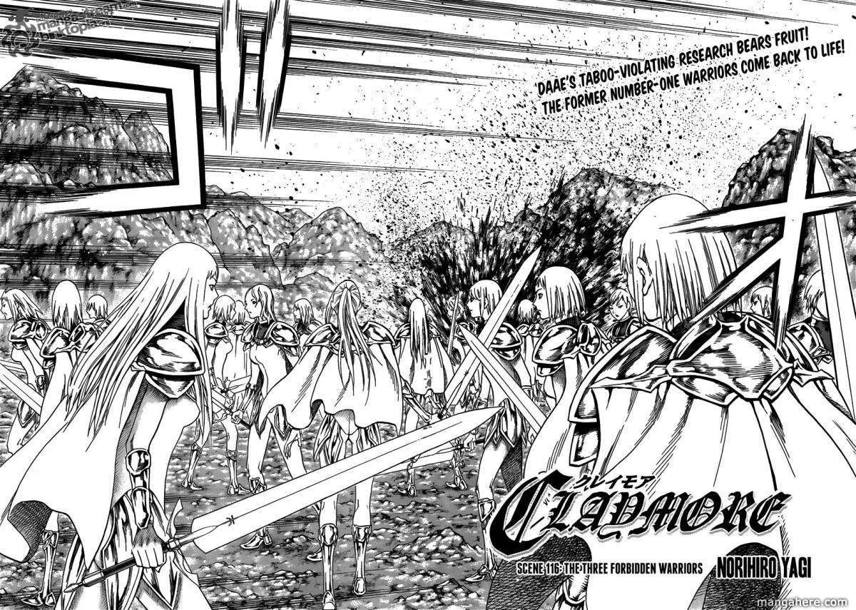 Claymore 116 Page 2