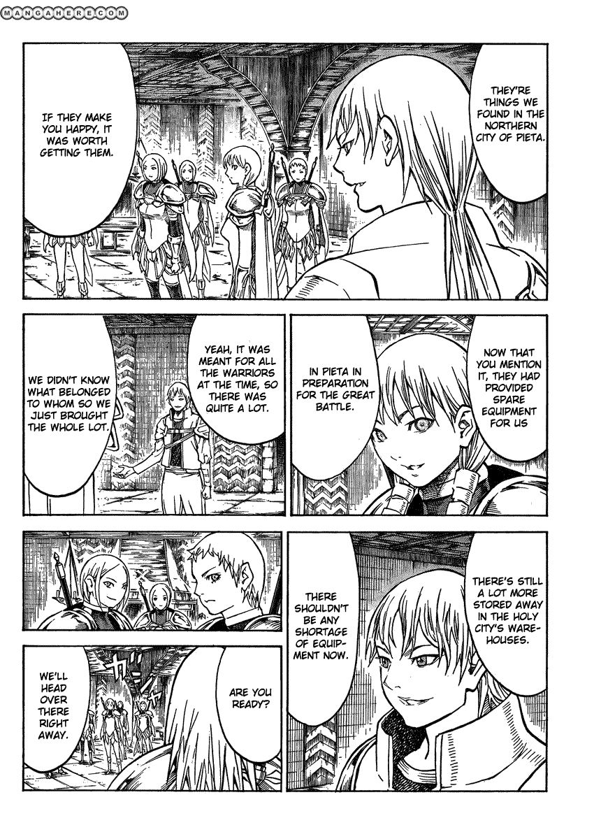 Claymore 129 Page 3