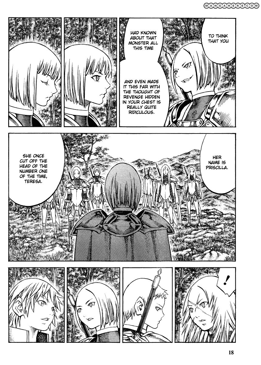 Claymore 130 Page 18