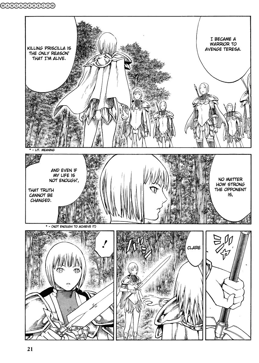 Claymore 130 Page 21