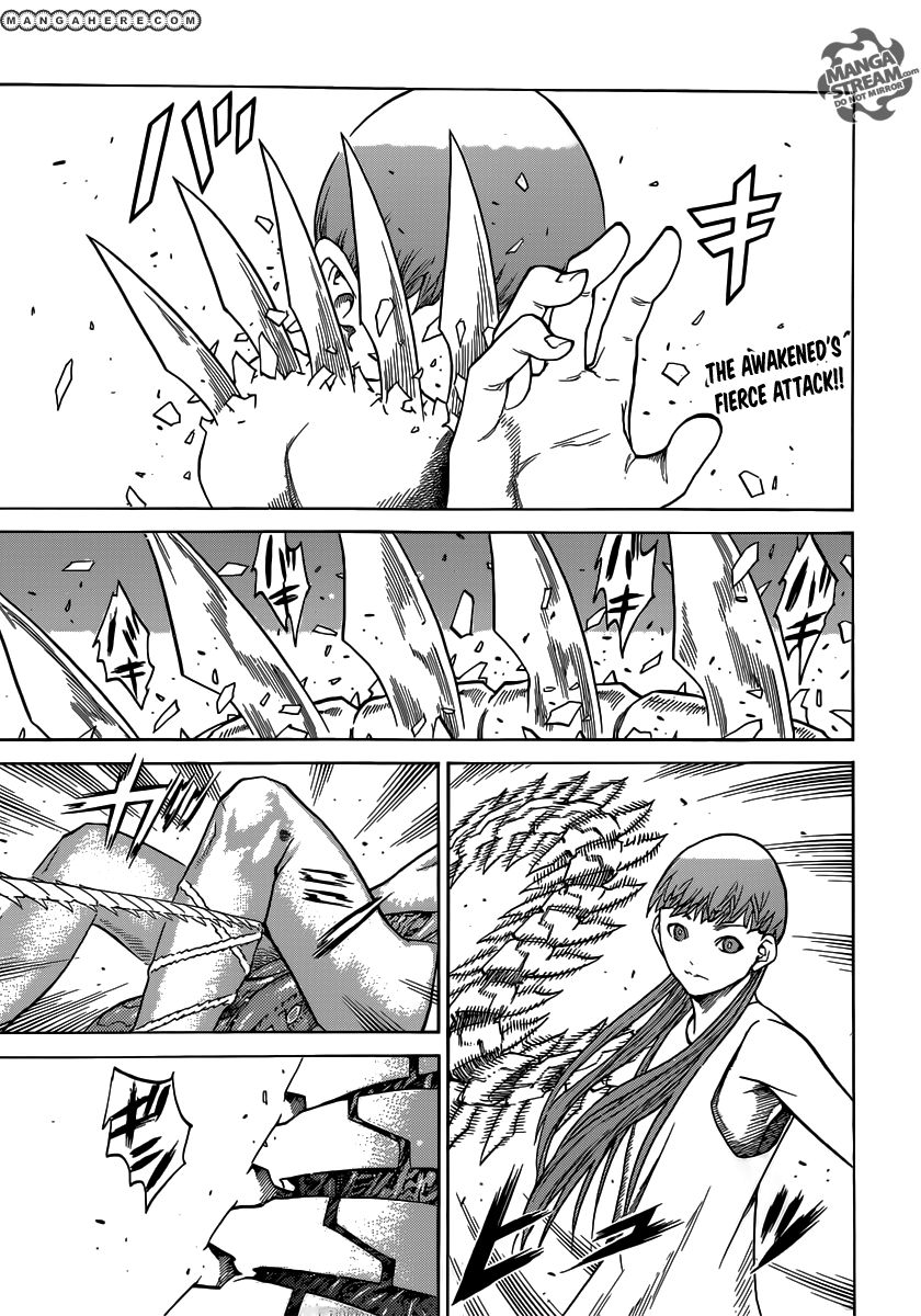 Claymore 136 Page 1