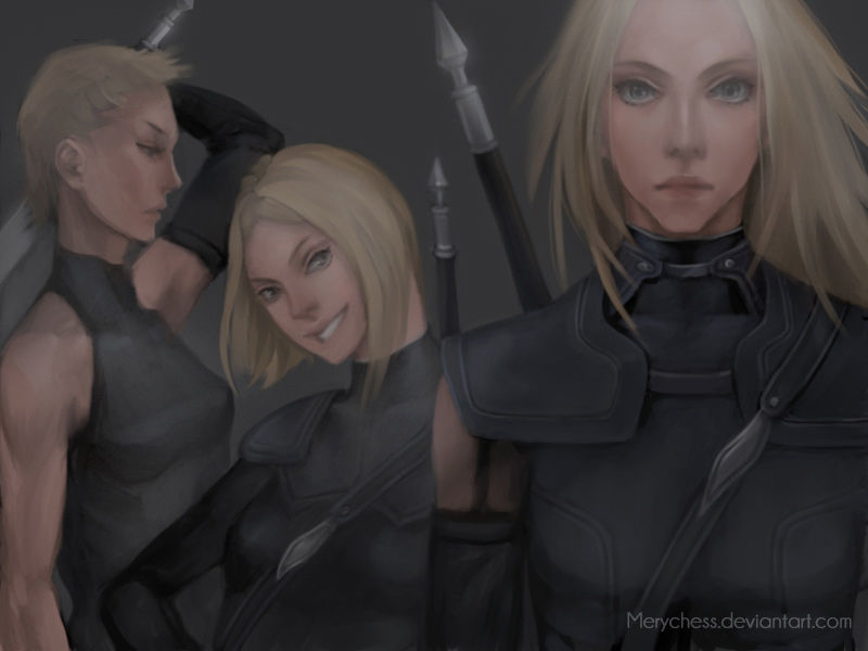 Claymore 140 Page 3