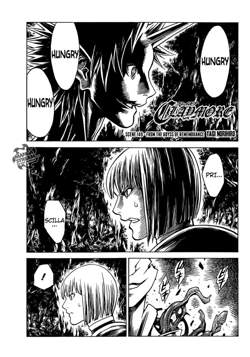Claymore 149 Page 1
