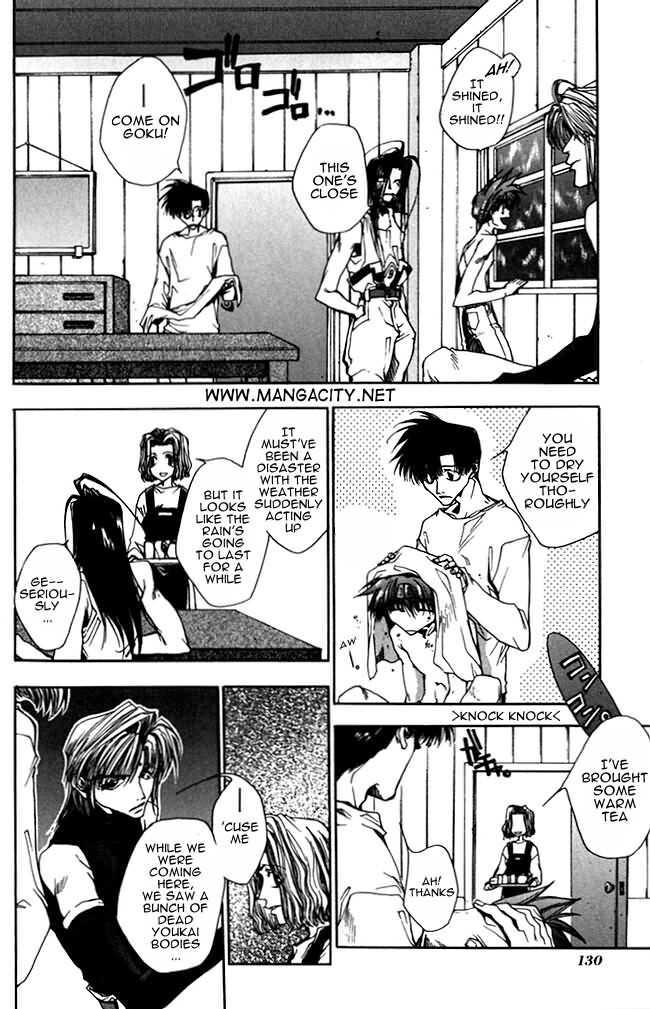 Saiyuki 10 Page 2