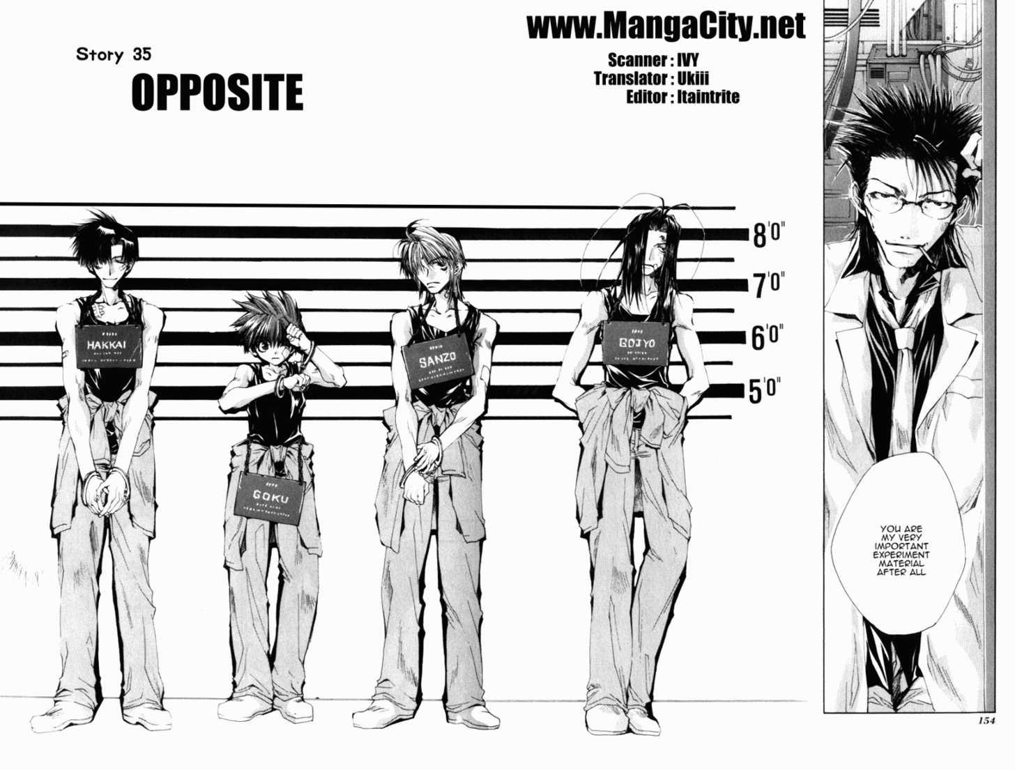 Saiyuki 35 Page 2