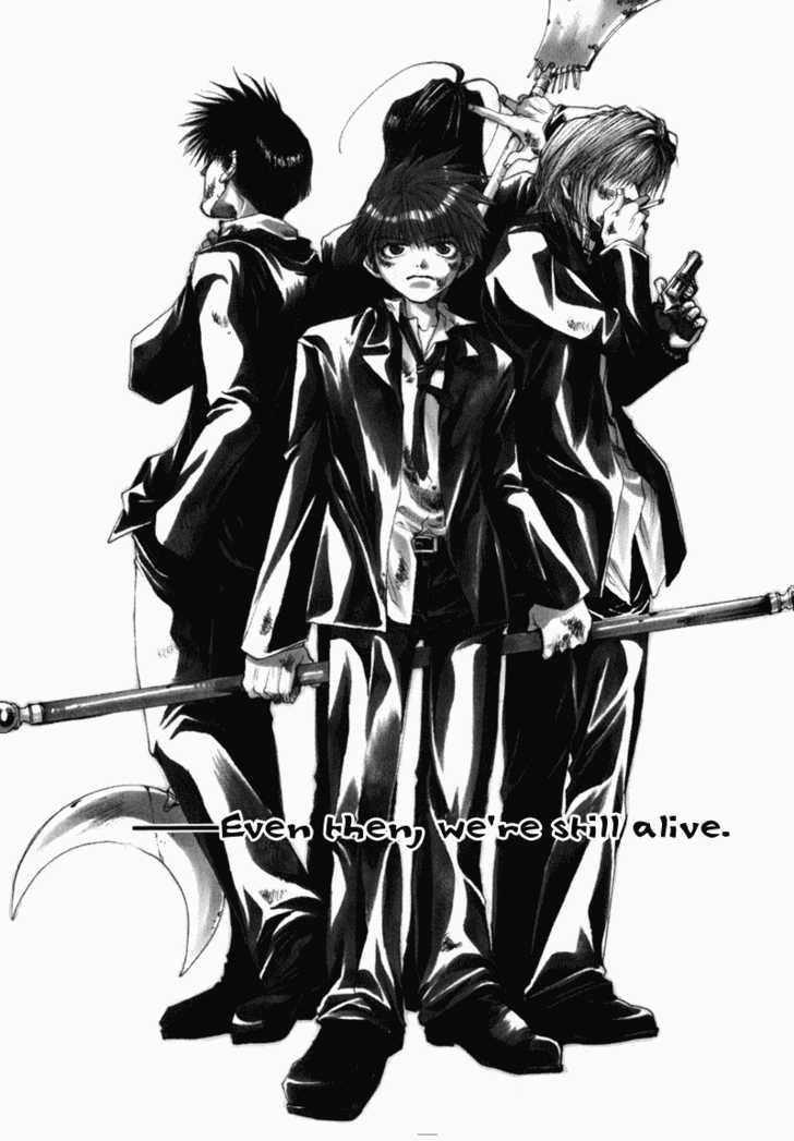 Saiyuki 51 Page 1
