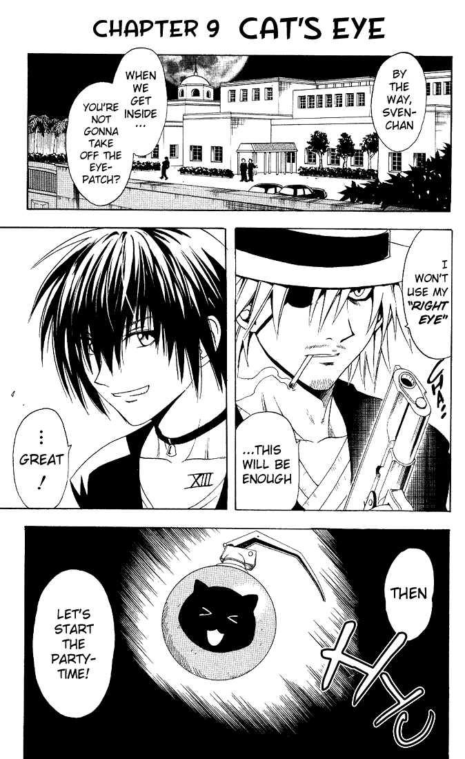 Black Cat 9 Page 2