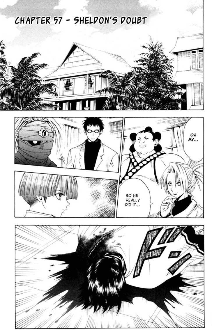 Black Cat 57 Page 1