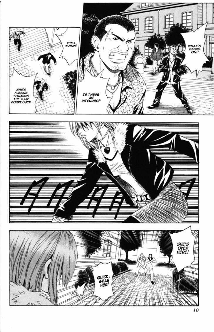 Black Cat 58 Page 3