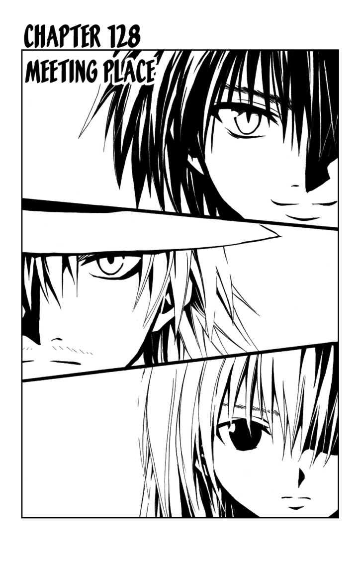 Black Cat 128 Page 1