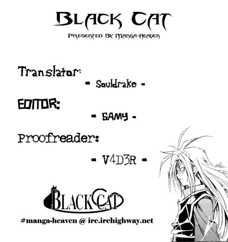 Black Cat 150 Page 1