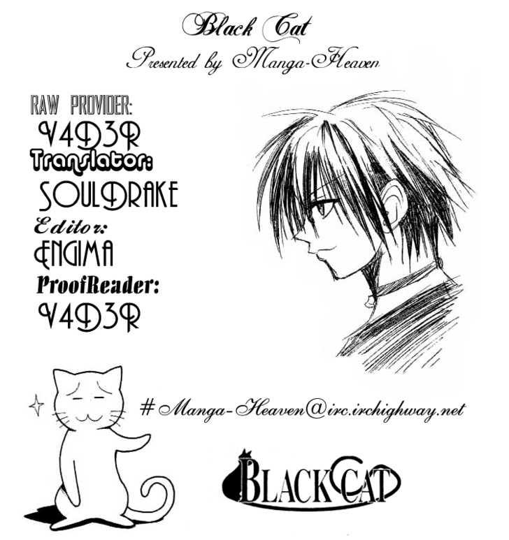 Black Cat 151 Page 1