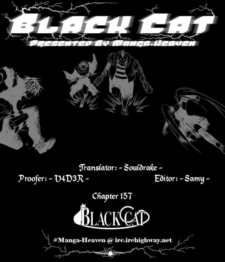 Black Cat 157 Page 1