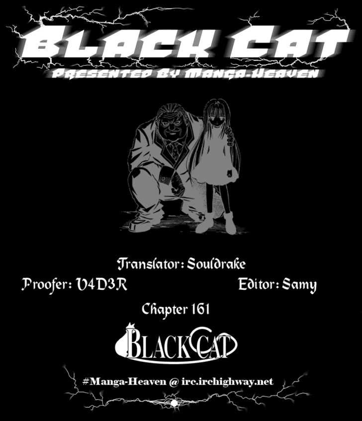 Black Cat 161 Page 1