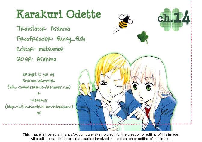 Karakuri Odette 14 Page 2