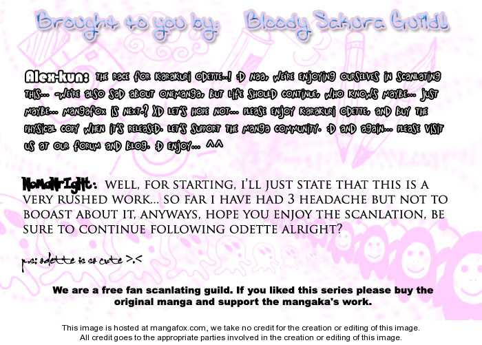 Karakuri Odette 20 Page 2