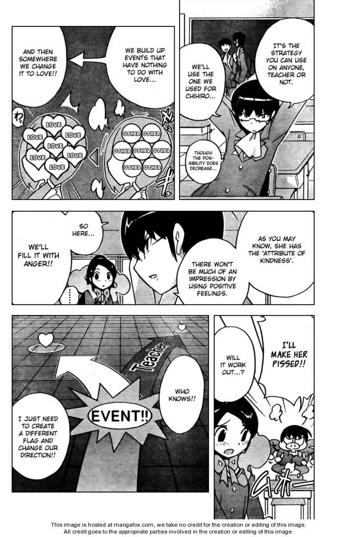 The World God Only Knows 38 Page 2