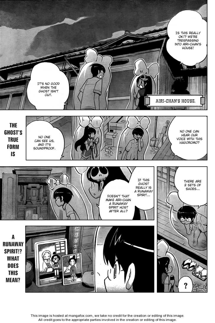 The World God Only Knows 68 Page 1