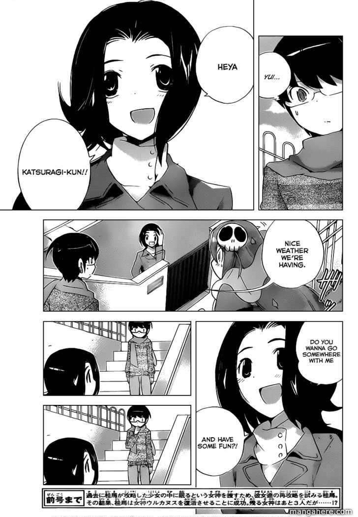 The World God Only Knows 140 Page 4