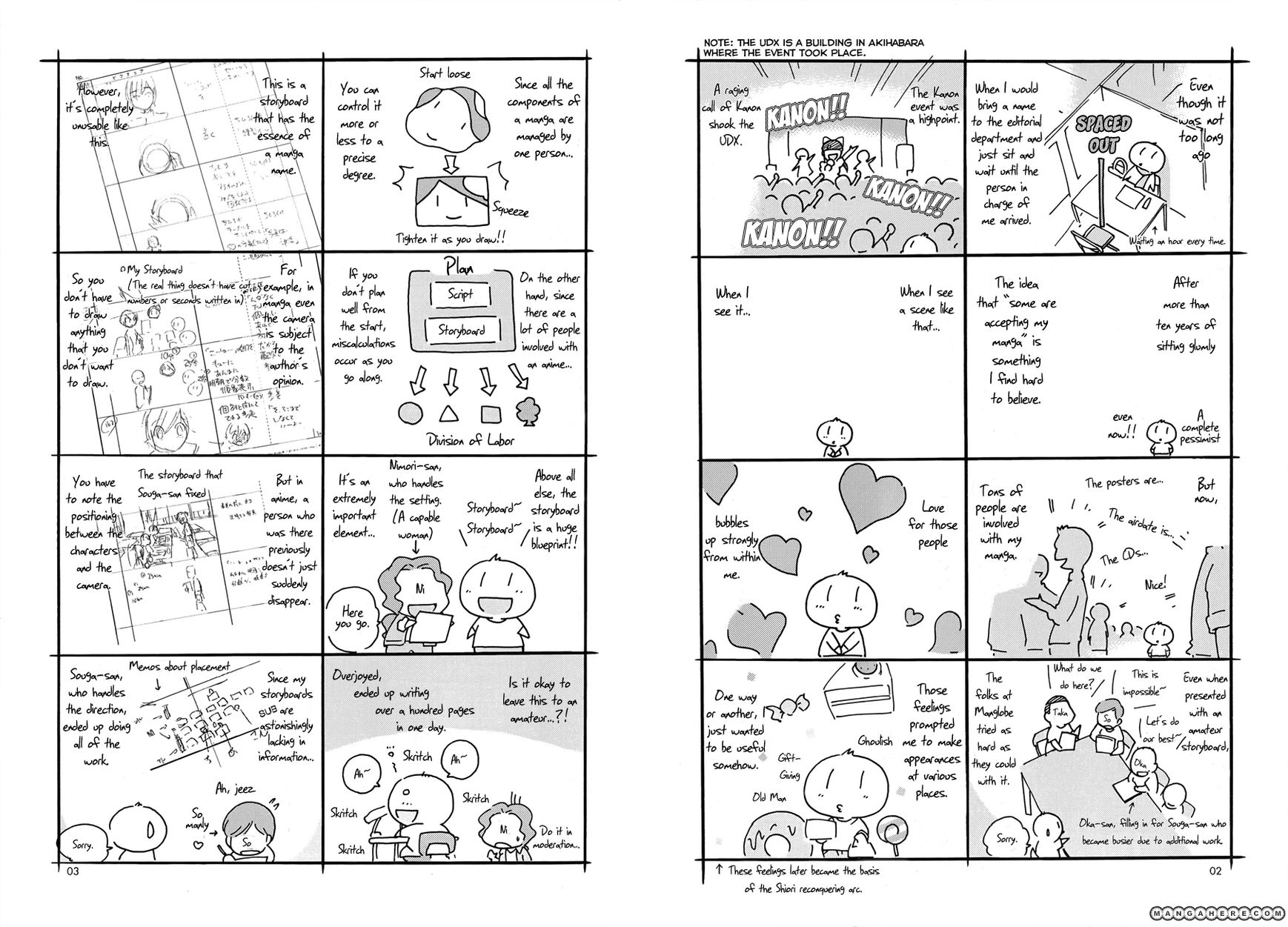 The World God Only Knows 146.2 Page 3