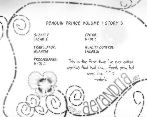 Penguin Prince 3 Page 1