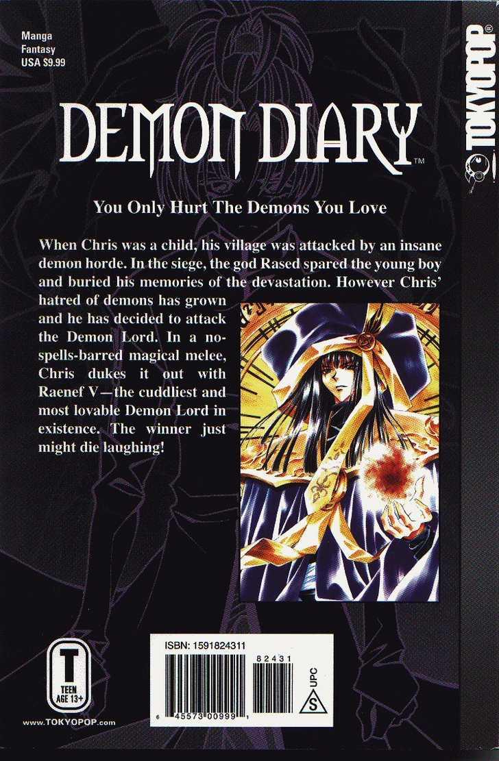 Demon Diary 16 Page 2