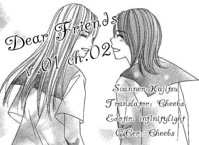 Dear Friends 2.1 Page 1