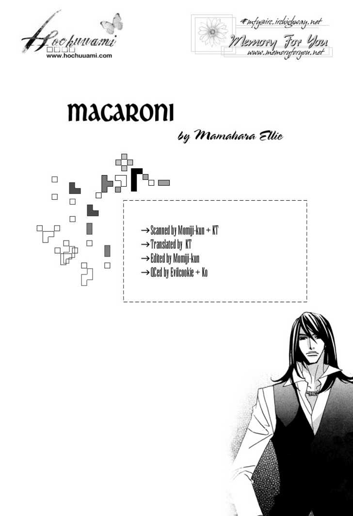 Macaroni 4 Page 1