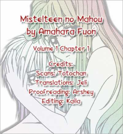Mistelteen no Mahou 1 Page 2