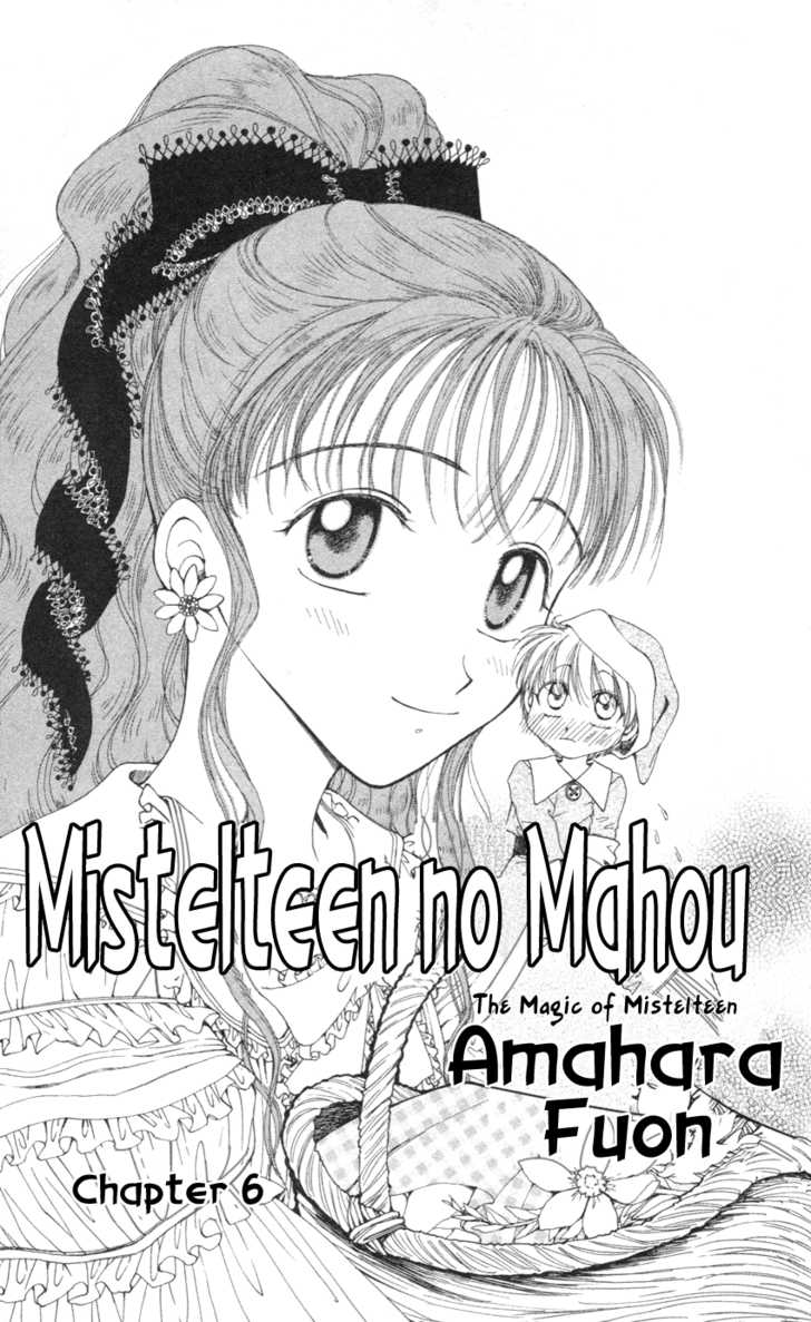 Mistelteen no Mahou 2 Page 2