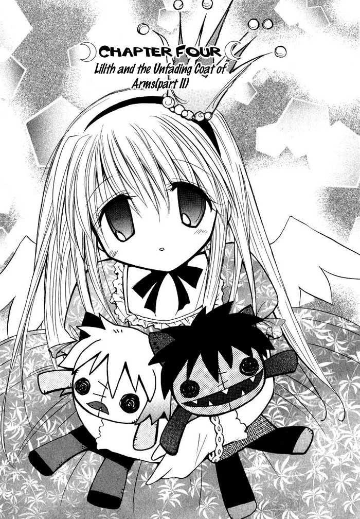 Tenshi no Hane to Akuma no Shippo 4 Page 2