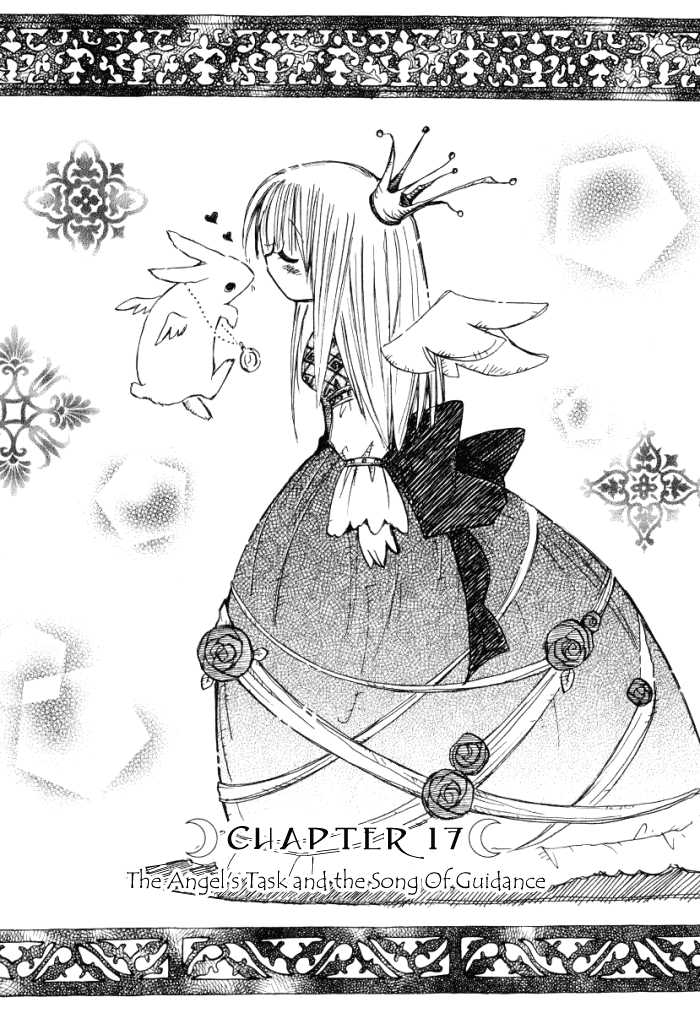 Tenshi no Hane to Akuma no Shippo 17 Page 3