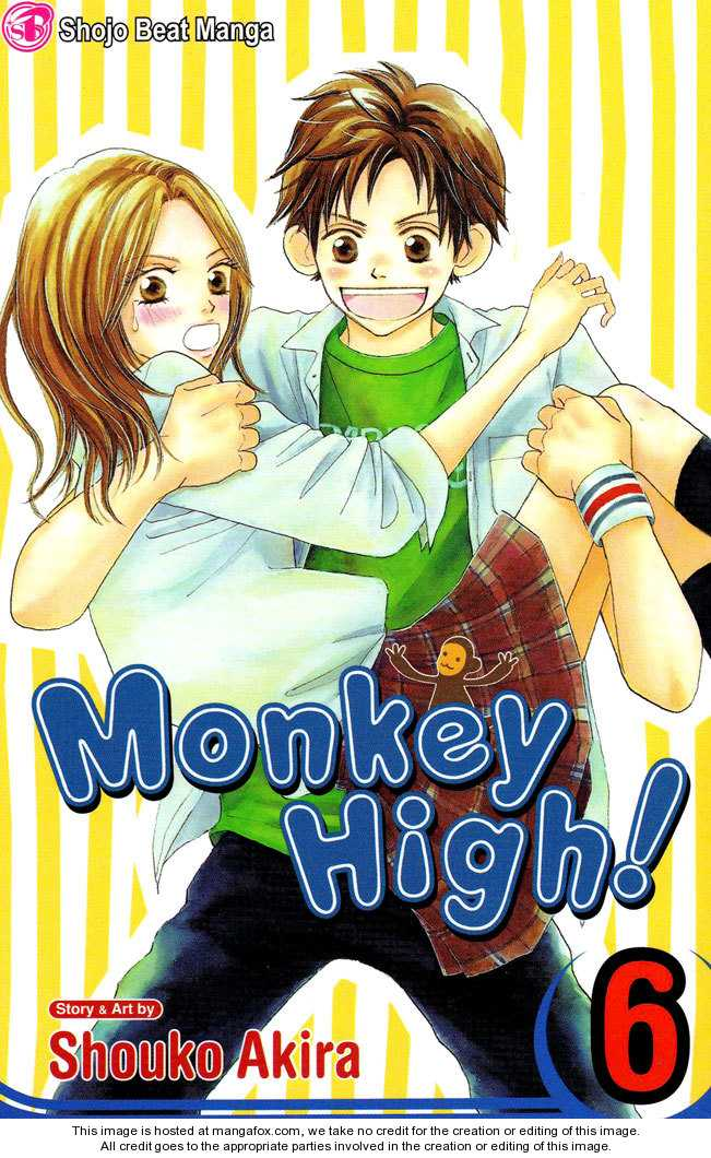 Monkey High! 18 Page 1